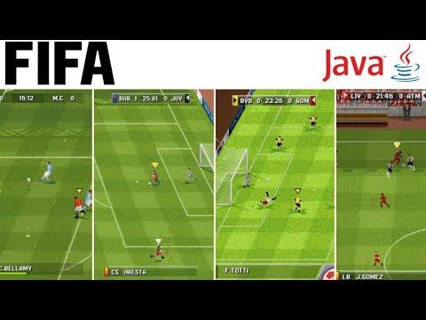 Download Evolution FIFA Games on Java Mobile
