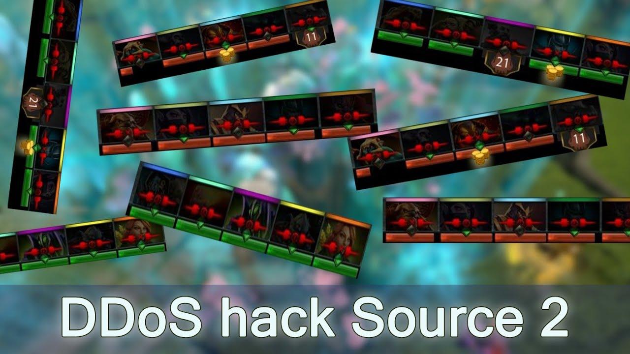 ddos disconnection hack source 2 dota 2 youtube