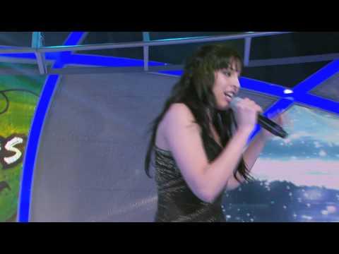 Programa Raul Gil – Bárbara Zurc (Sweet Child o' Mine) – Jovens Talentos 2013 – #JT2013