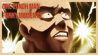 SAITAMA Funny Moments (SUB) [ONE PUNCH MAN]