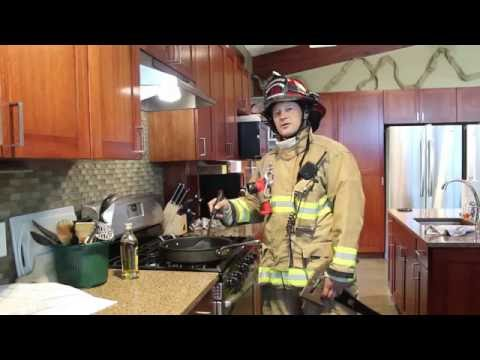 Safer Things: Cooking Safety from Manhattan Fire Department