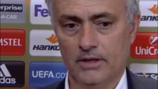 Man United 2 Ajax 0   Jose Mourinho   Post Match Interview