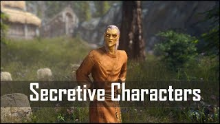 Skyrim: 5 Secretly Interesting Characters you May Not Have Spotted in The Elder Scrolls 5