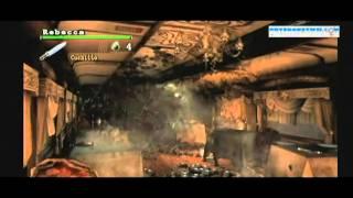 [Wii] Resident Evil Umbrella Chronicles - presentacion y gameplay parte 1