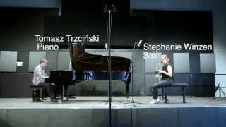 After and before - Stefanie Winzen & Tomasz Trzciński