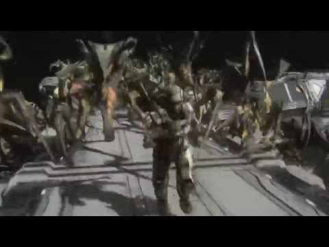 AMV Starship Troopers Invasion ((When We Stand Together Nickleback))