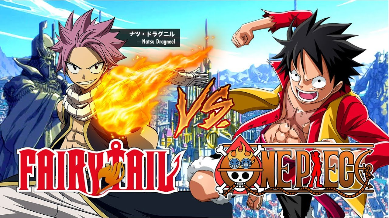 Fairy Tail vs One Piece v0.8