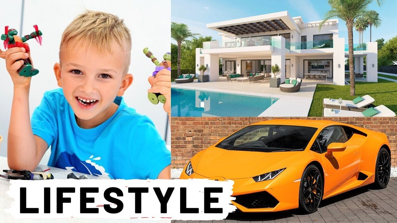Vlad and Niki (Vlad) Biography,Net Worth,Income,Girlfriend,Family,Cars,House & LifeStyle 2020