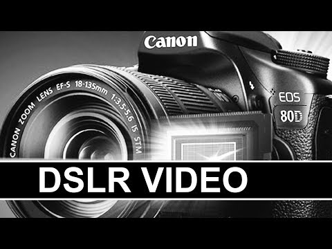 $80,000 Arri vs Canon 80D Video - How to Make YOUR DSLR Video Look as Good as an $80K Arri Video