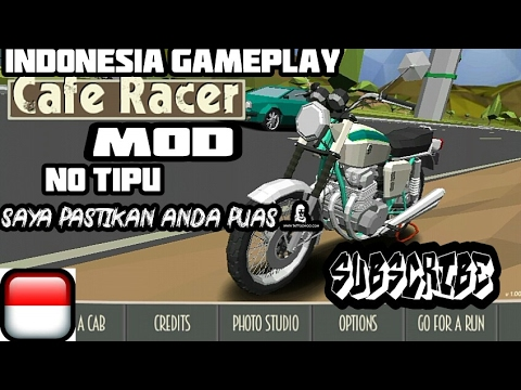 cafe racer mod indonesia gameplay youtube