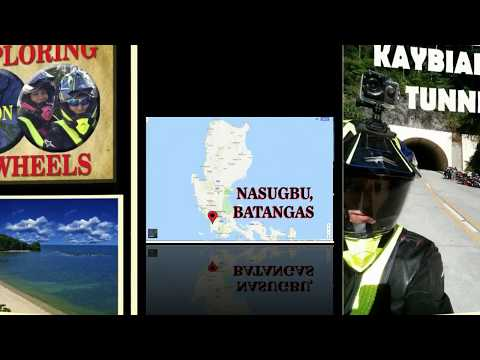 EXPLORING LUZON on 2 WHEELS, NASUGBU, BATANGAS