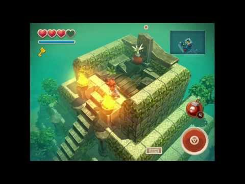 Oceanhorn for iOS Full Walkthrough part 3