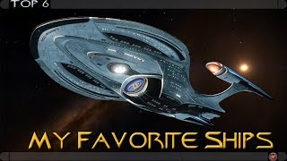My Top 6 Favorite Ships in STO