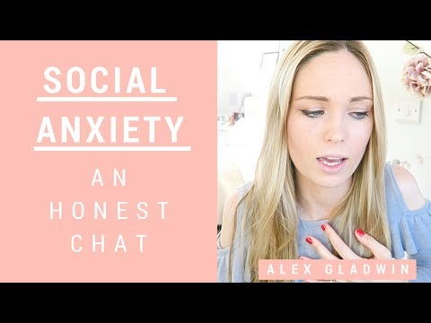 AN HONEST CHAT ABOUT SELF ESTEEM & SOCIAL ANXIETY
