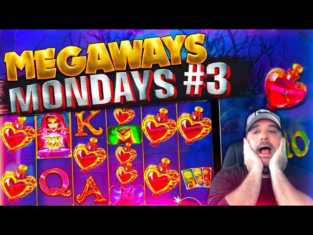 17 MEGAWAYS SLOTS!! Madame Destiny Megaways, Extra Chilli And MORE!