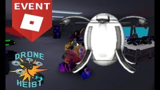 How to: Get the U.Egg.V in Drone Heist - Roblox Egg Hunt 2019