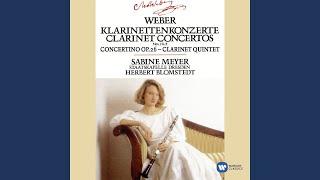 Concertino in E flat, J109 (Op. 26) : I: Adagio ma non troppo -
