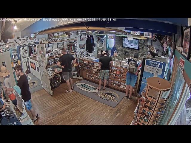 Jackson Hole Whitewater Rafting - Boathouse - SeeJH.com