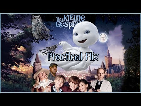 Halloween Special - Practical Flix: The Little Ghost!
