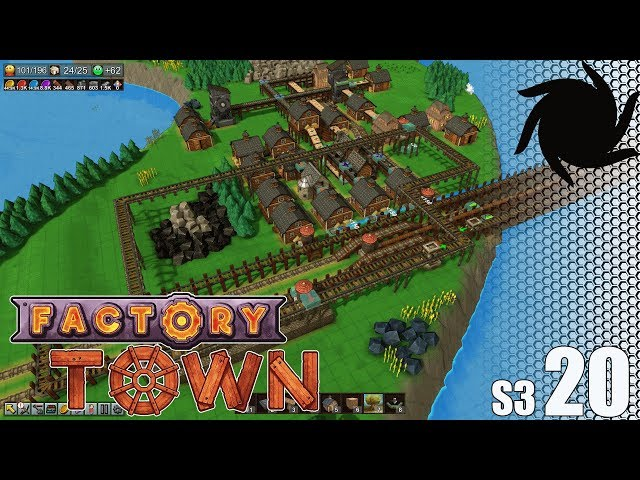 Factory Town - S03E20 - Advanced Logistics