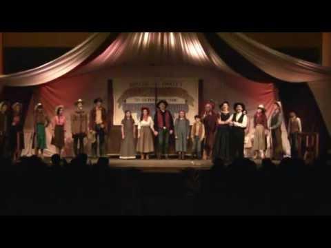 Franklin Classical School -  Annie Get Your Gun 2014