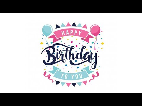 Powerpoint  Happy Birthday Animation/by Suraj