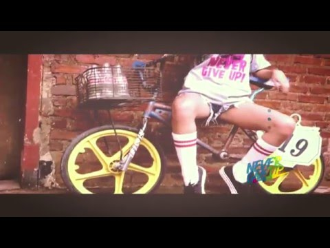 BMX with Gavriena Astaris BTS | Nevergiveup 2016