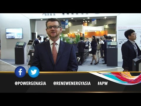 Asia Power Week 2016, Seoul, South Korea, Show Daily. Day 1