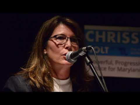 Chrissy Holt: Healthcare is a Human Right