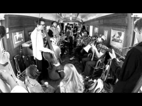 Alex Ebert - Train in the Sky