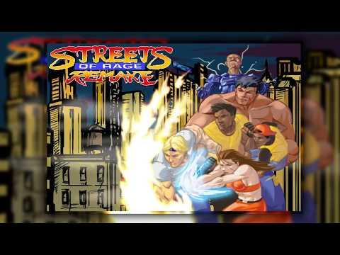 Streets of Rage Remake v.5 Soundtrack