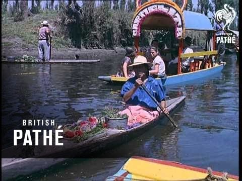 Mexican Floating Gardens (1963)