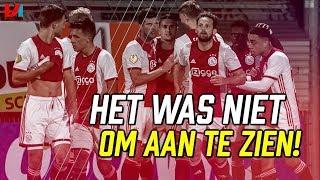 'Dit Was Het Slechtste Ajax Van Dit Seizoen!'