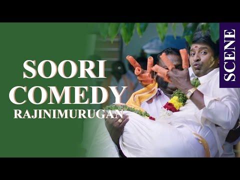 Rajini Murugan - Soori Comedy Scene |  Sivakarthikeyan, keerthi Suresh, Soori | Ponram