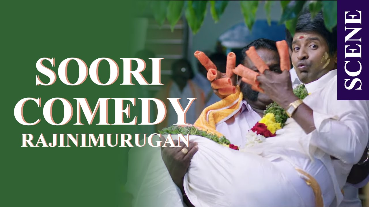 Download Rajini Murugan - Soori Comedy Scene |  Sivakarthikeyan, keerthi Suresh, Soori | Ponram