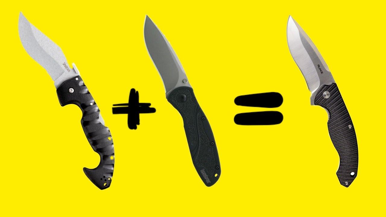 Что если скрестить Blur и Spartan ? Ruike P852 обзор складного ножа !