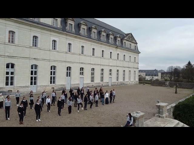 Les internes filles dansent pour #EuForTrisomy21