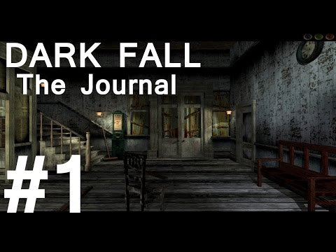 Dark Fall: The Journal Walkthrough part 1