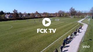 U19-Highlights: Lyngby 2-2 FCK