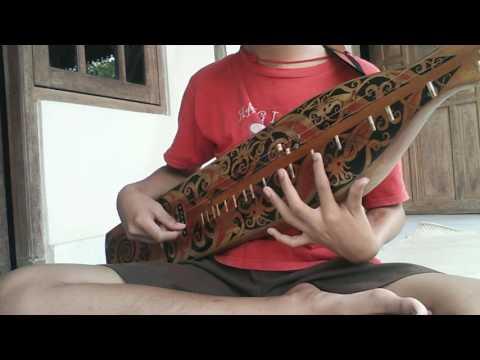 Sada Borneo : Solo Sape (Bagus Ethnic Cover)