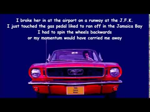 My Mustang Ford Chuck Berry with Lyrics