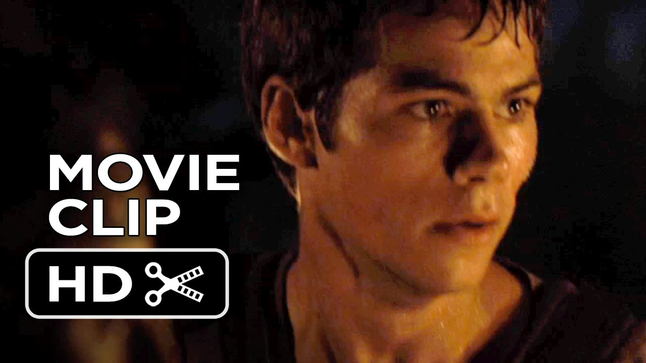 The Maze Runner Movie CLIP - Grievers (2014) - Dylan O'Brien Movie HD