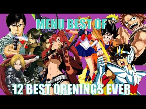 TOP 12 BEST OPENINGS EVER - MENU BEST OF