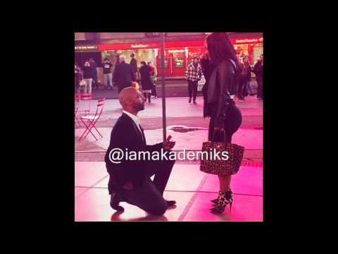 Joe Budden Proposes To Tahiry. She Says No & Gives Him a Lecture