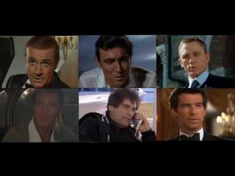 My name is Bond, James Bond