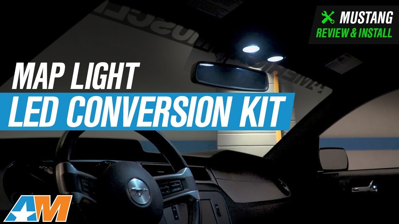 Map Light LED Conversion Kit (05-14 All)