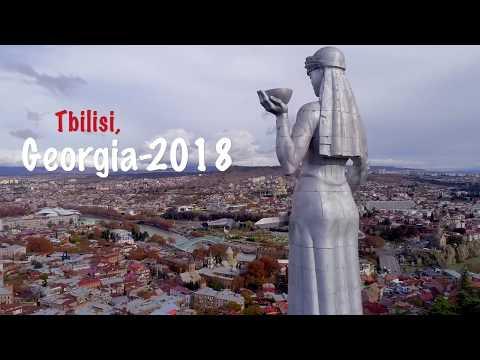 Tbilisi Georgia  Travel vlog 2018