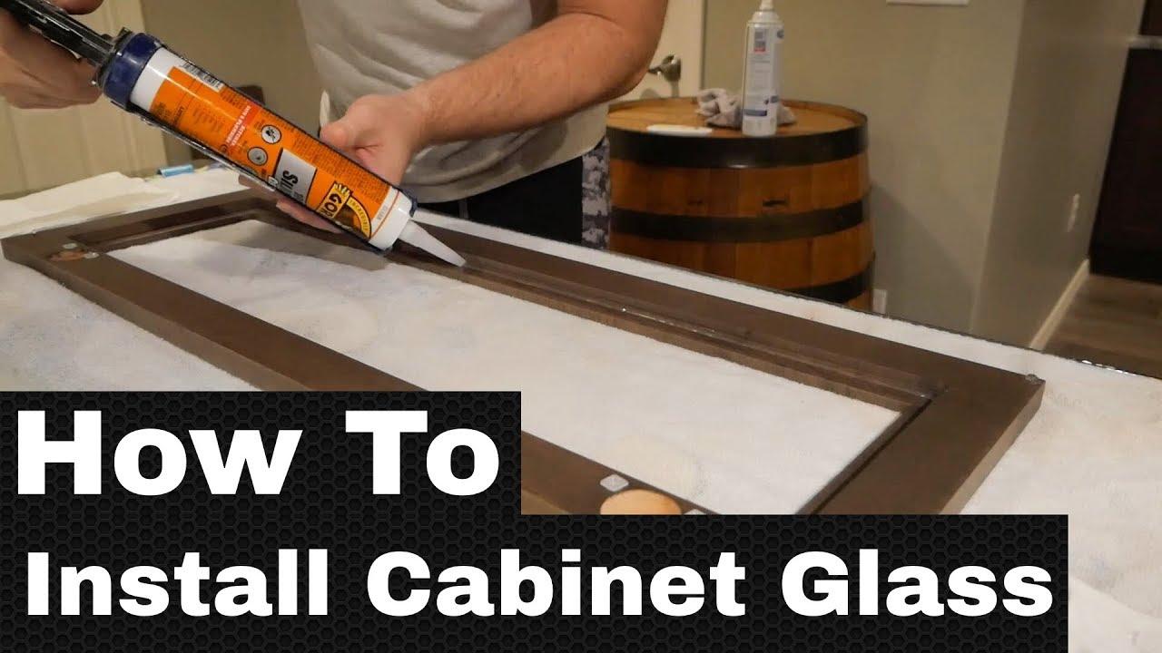 How To Install Cabinet Door Gl You