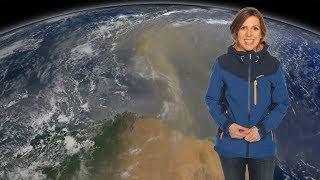 Saharastaub hat weitreichende folgen für unser wetter und macht uns meteorologen oft einen strich durch die sonnenscheinprognose. neben dem dunst, der so...