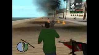 Cazzeggio su GTA San Andreas (puntata 7) - Forze speciali